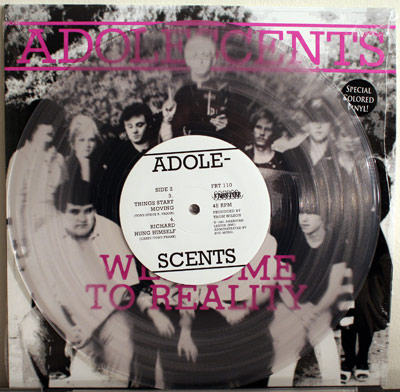 Adolescents Clear 10 inch