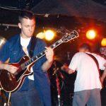Dazzling Killmen at Lounge Ax. Click for larger version
