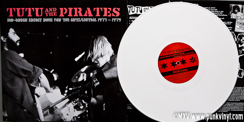 Tutu and the Pirates LP