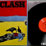 The Clash - Give em enough Rope vinyl reissue (click for larger image)