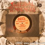 Suicidal Tendencies LP on smoke vinyl