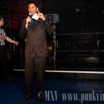 Resistance Pro ring announcer
