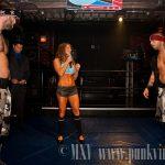 Briscoe Brothers vs. Teddy Hart/Gran Akuma