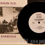 Adrenalin O.D. - Let's BBQ reissue