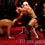 El Generico vs. PAC vs. The Canadian Destroyer vs. Matt Cross