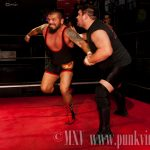 The Almighty Shiek vs. Kevin Steen vs. Harry Smith