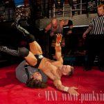 Matt Cross/Chris Hall vs. Sue Jackson/Tripp Cassidy