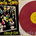 Circle Jerks - Group Sex mixed vinyl