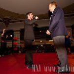 Rinaldo Piven and Chris Nowinski