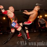 All American Scumbags vs. Buddy Roberts Jr./Mike Anthony