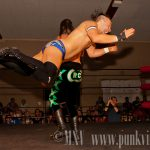 Barry Ryte vs. Ruff Crossing