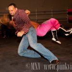 Tony Rican attacks Matty Star
