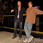 Chris Nowinski and Jesse Corgan