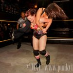 Thunderkitty vs. Lucy Mendez