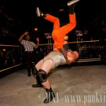 Lock Up vs. Chris Hall/Matt Cross