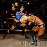 Melanie Cruise vs. Angelina Love