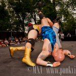 Pauly Thomaselli vs. Buddy Roberts Jr.