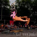 Tony Rican vs. Matty Starr
