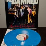 The Damned - Machine Gun Etiquette reissue (blue vinyl)