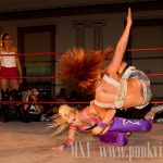Serenity/Matrix Taylor Made vs. Jessi Belle/Nikki St. John
