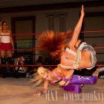 Serenity/Matrix Taylor Made vs. Jessi Belle/Nikki St. John