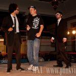 Doctor Ponzo, Jesse Corgan, Rinaldo Piven