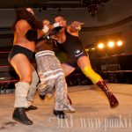 The Almighty Shiek/Jocephus vs. Da Cobra/Ruff Crossing