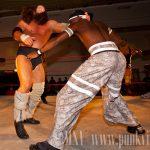 The Almighty Shiek/Jocephus vs. Da Cobra/Ruff Crossing