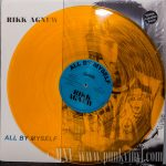 Rikk Agnew - All By Myself gold vinyl