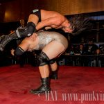 Chris Hall/Da Cobra vs. Ruff Crossing/John Skyler