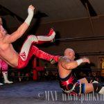Hardcore Craig vs. Matty Starr/Zach Thompson