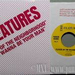 The Features - Floozie of the Neighborhood reissue