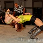 Thunderkitty vs. D'Arcy Dixon
