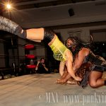 Awesome Kong vs. D'Arcy Dixon