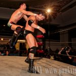 The Ego Robert Anthony vs. Lonesome Jay Bradley