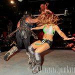 Awesome Kong vs. Nikki St. John vs. Thunderkitty vs. D'Arcy Dixon
