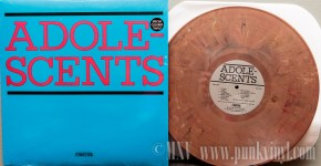 Adolescents LP gravy vinyl
