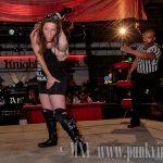 Nikki St. John vs. Mickie Knuckles