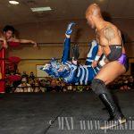 Arc Angel/Exceletor vs Sunny Ago/Black Dynamite