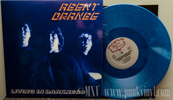 Agent Orange - Living in Darkness reissue
