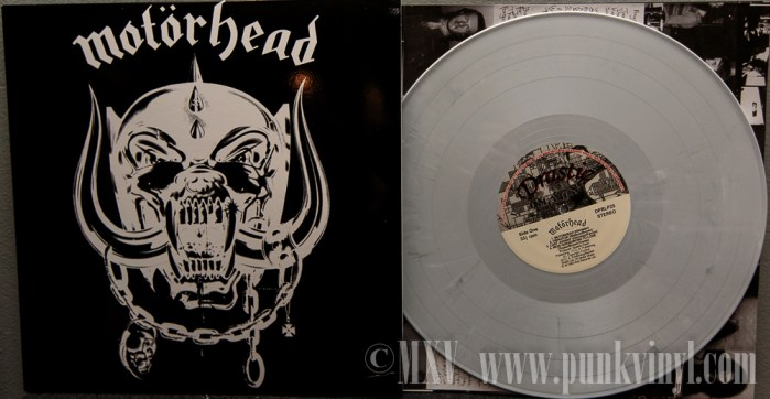 Motorhead - first LP vinyl reissue