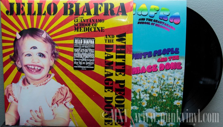 Jello Biafra LP