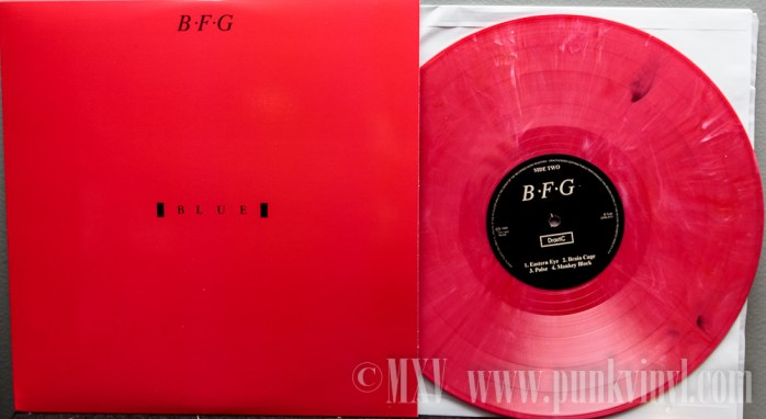 BFG - Blue LP reissue