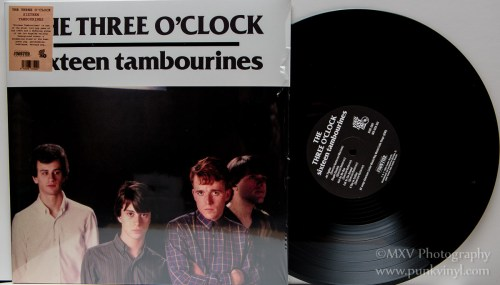 The Three O'Clock LP