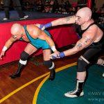 Hardcore Craig/Pauly Thomaselli vs. Three Rings
