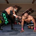 Ruff Crossing vs. Chris Logan