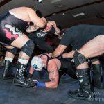 Demolition/Tony Scarpone vs. The 3 Rings