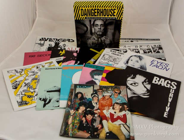 Dangerhouse Records box set