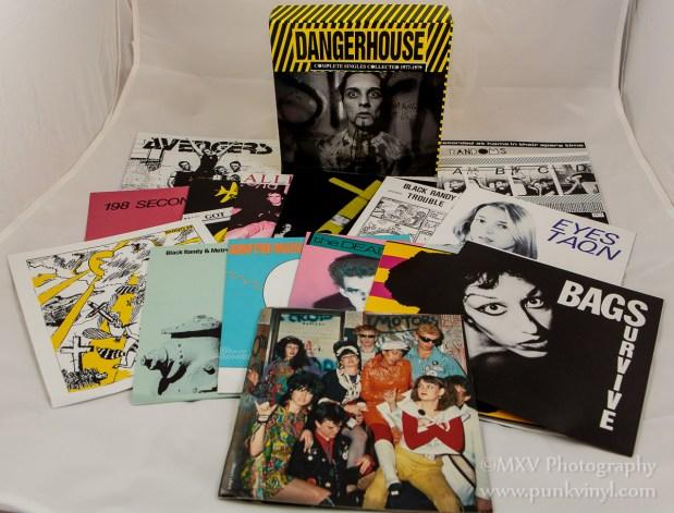 Dangerhouse Records box set