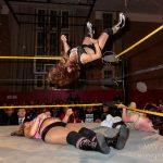 Thunderkitty/Crazy Mary Dobson vs. Camron Star/Lylah Lodge